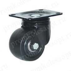Колесо фенольное (термостойкое) поворотное (41) 75 мм