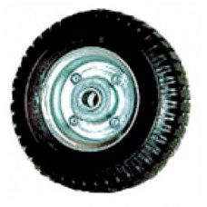 Колесо PR1400 16мм пневматическое несимметричное (металлический диск)