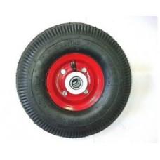 Колесо PR1804 16мм пневматическое (металлический диск)