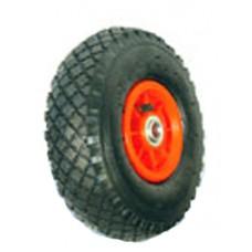 Колесо PR1805 16мм пневматическое (пластиковый диск)