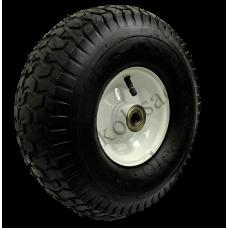 Колесо PR3009 20мм пневматическое (металлический диск)