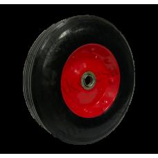 Колесо на литой резине SR1900 16мм несимметричное (металлический диск)