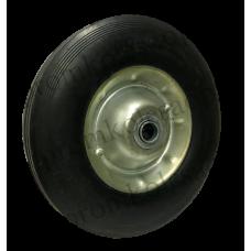 Колесо на литой резине SR1900 16мм симметричное (металлический диск)