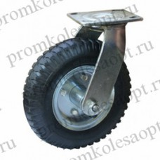 Колесо пневматическое поворотное SC 100