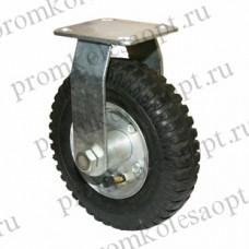Пневматическое колесо неповоротное FC 100