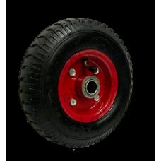 Пневматическое колесо PR1401 16мм симметричное (металлический диск)