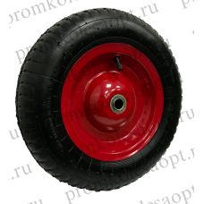 Колесо PR2601 16мм пневматическое (3.5-8)