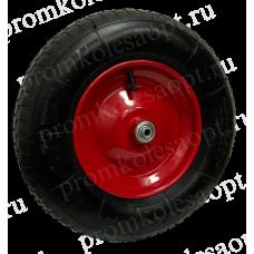 Пневматическое колесо PR3018 12мм (металлический диск) - Винко новые